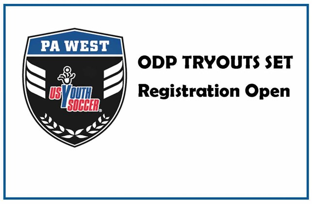 ODP Tryouts Set To Begin